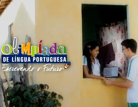 Thumb v�deo 2 alunos Olimp�ada de L�ngua Portuguesa 2014