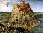 Imagem da representa��o da Torre de Babel. O epis�dio b�blico da Torre de Babel exerce fasc�nio especial at� os tempos atuais, uma vez que tenta explicar a origem da diversidade lingu�stica dos povos humanos.  <br><br/> Palavras-chave: B�blia. Babel. Diversidade. Interdiscurso. Linguagem n�o verbal.