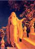 Imagem da personagem de conto de fadas Cinderela, ilustrada por Maxfield Parrish, ilustrador e pintor do romantismo americano. A imagem pode ser utilizada para introduzir a leitura do g�nero Conto de Fadas. <br /><br /> Palavras-chave: Cinderela. Maxfield Parrish. Conto de fadas. Romantismo.