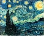 Imagem de Van Gogh intitulada &quot;Noite&quot;. Com ela o professor pode contextualizar o poema &quot;A Floresta&quot; de Augusto dos Anjos, que mescla elementos do Parnasianismo e do Simbolismo. Este poema � marcada pelo rigor da forma e pela tem�tica permeada pelo pessimismo e id�ias sombrias.  <br /><br /> Palavras-chave: Parnasianismo. Simbolismo. Literatura. Augusto dos Anjos. Pessimismo. Van Gogh.